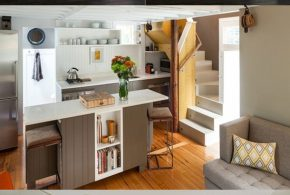 Space-Saving Micro House Design Ideas
