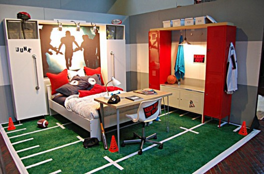Sports Themes at your Home