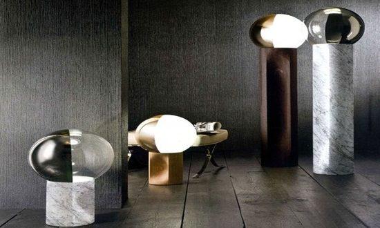 Unconventional Table Lamp Design Ideas