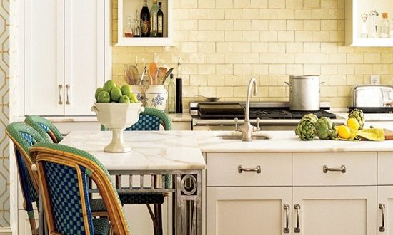 useful tips while decorating your small kitchen interior design