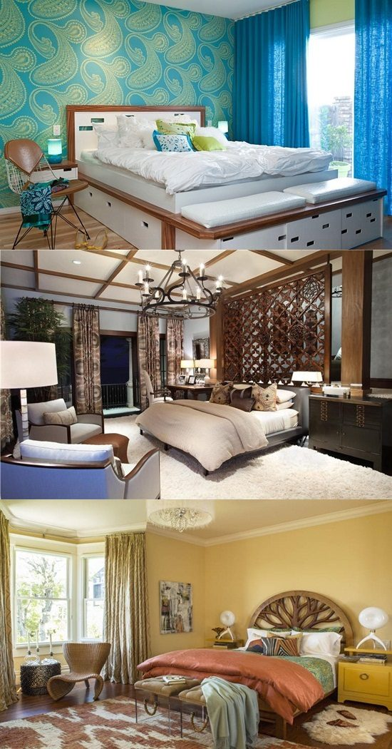 What About Beatify Your Personal Bedroom With Unique Designs Interior Design