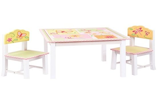 Whimsical Table Design Options for Kids