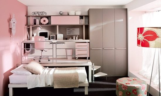 Wonderful Classic Young Girl Bedroom Decorating Ideas   Interior Design