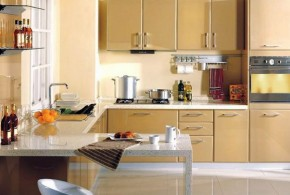 Useful tips while decorating your small kitchen