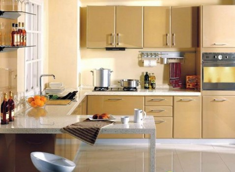 decorating your small kitchen