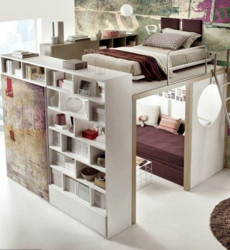 dream kids room for small space