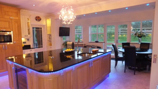 Marvelous Kitchen LED Lighting