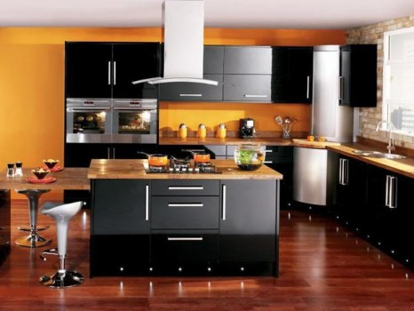 kitchen by modern design ideas
