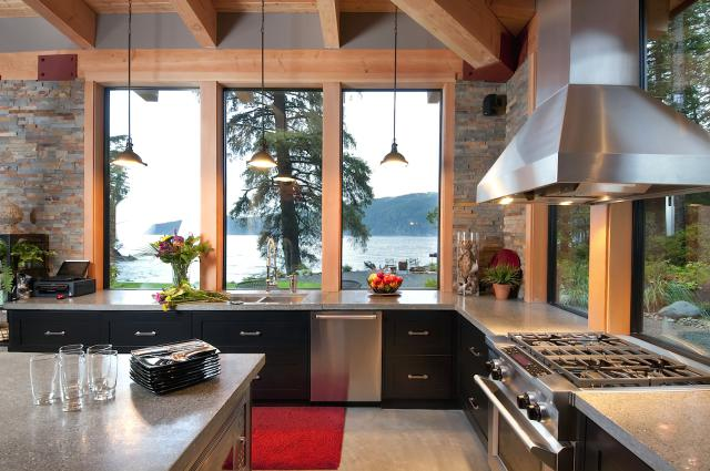 How to choose proper kitchen appliances for greater look for Proper kitchen layout