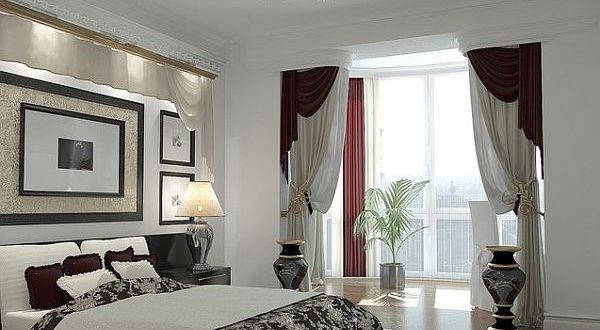 select the right windows' treatments to enhance the overall look