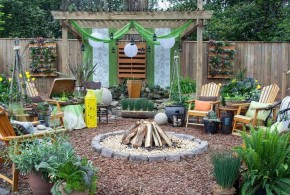 How to create your dream backyard and garden