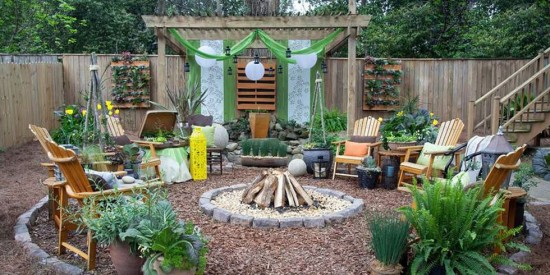 your dream backyard and garden