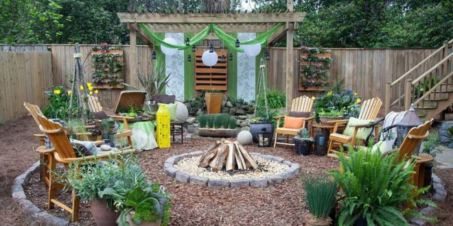 how to create your dream backyard and garden interior design