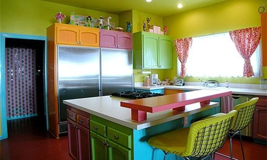 Crazy interior design ideas and decorating ideas for for Crazy kitchen ideas