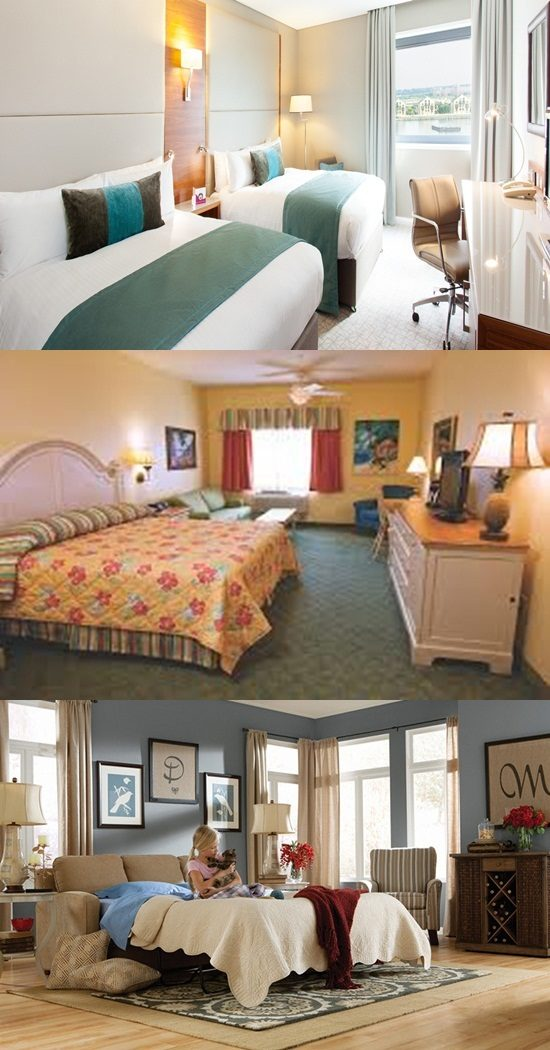 Choose a perfect and a comfortable bed for your guest room