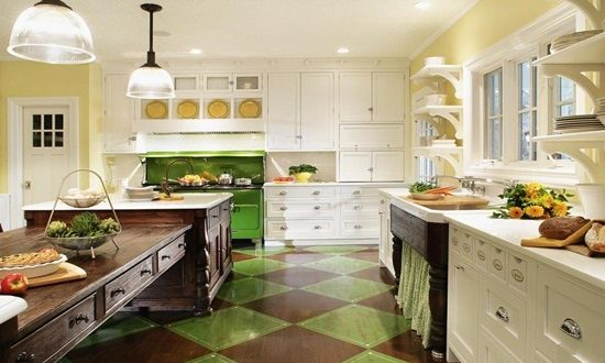 Comfortable and gorgeous kitchen decor is just simply in yellow