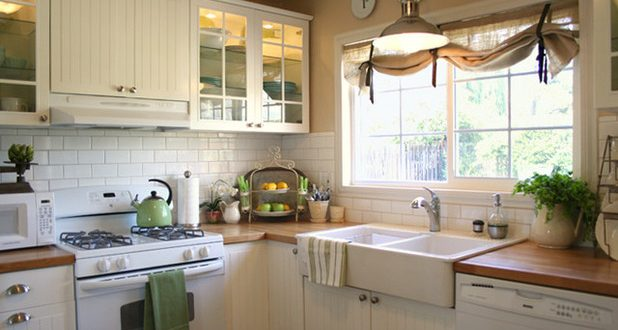 Complete your kitchen functionality and beauty with elegant window covering