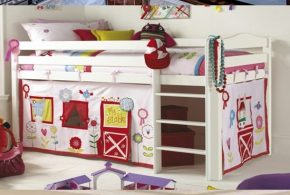 Create a practical and gorgeous nursery with useful furniture