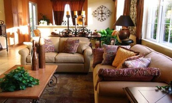 Create your warm and inviting traditional living room