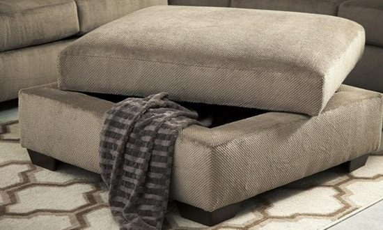 "Enhance the overall look of your home with a smart furniture piece ""Ottoman"""