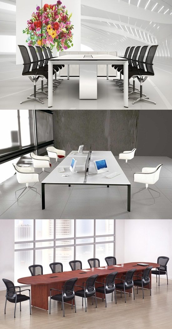 Furnish your office with an inspiring conference table