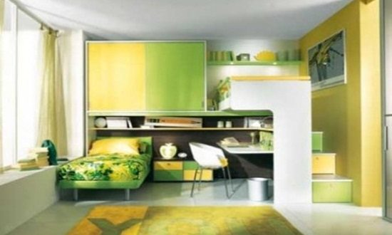 Gorgeous Ways to Use Bold Colors in Serene and Calm Bedrooms Inspired by the Designs of A