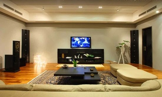 Home Theater - Interior Design Ideas And Decorating Ideas For Home