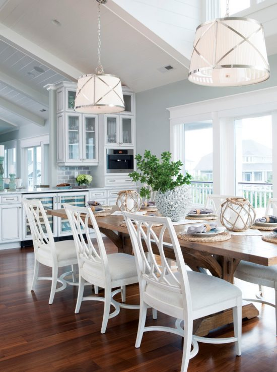 Interesting And Airy Home Decor Ideas From Amy Tyndall Designs