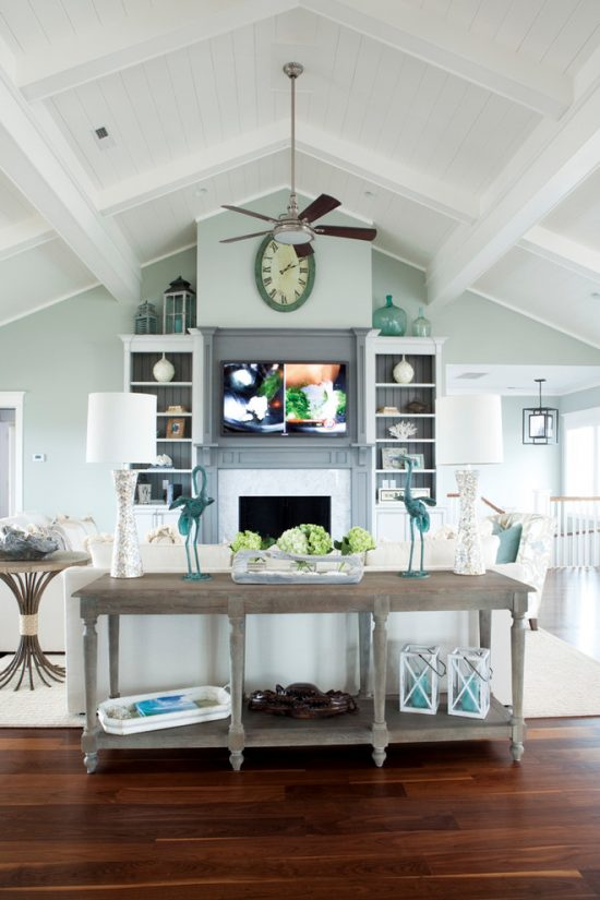 Interesting and Airy Home Décor Ideas from Amy Tyndall Designs