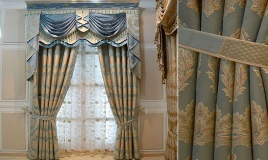 Luxury curtains for beautiful and functional home feel