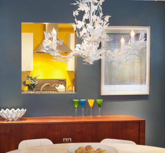 Marvelous Ways to Create Sleek and Soothing Look by the Designs of Annie Hall