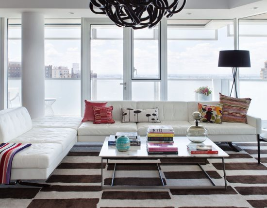 Stylish Modern Home Designs for Large Spaces by Axis Mundi Team