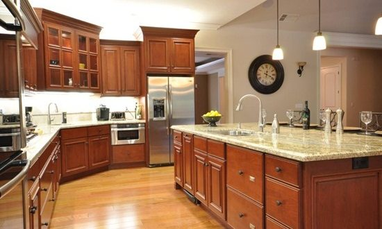 The Ideal Way to Create an Additional Family Kitchen from the Designs of AHMANN LLC