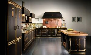 The charm of the traditional kitchen designs of the 18th and 19th century