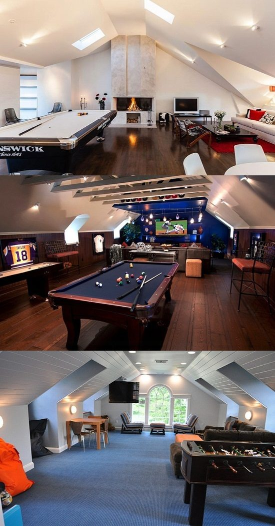 Transforming your basement into a wonderful entertainment room