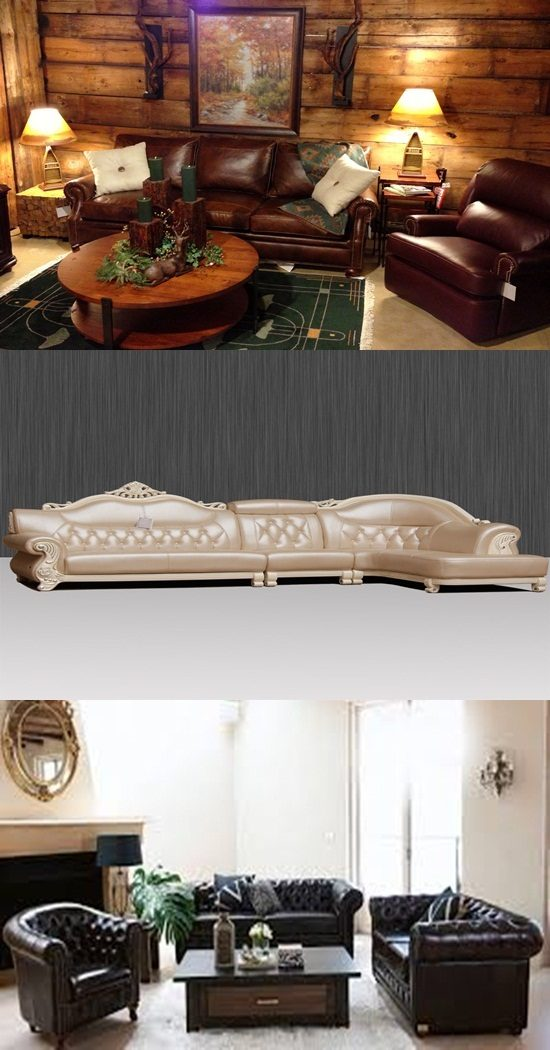 Useful information about leather types before buying your furniture