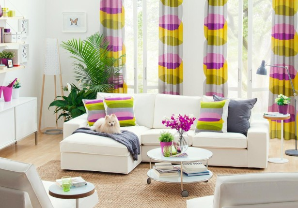 How to choose a wonderful wall curtain to decorate your home?