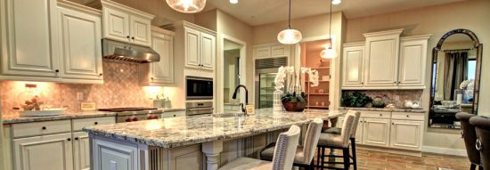 Add value to your home by having a luxury classic kitchen design