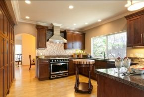Enhance your home with the amazing kitchen design called