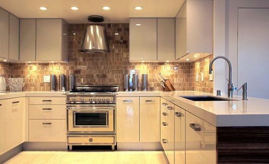 your kitchen look and functionality with a modern design