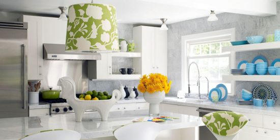 your kitchen look with a gorgeous Victorian style