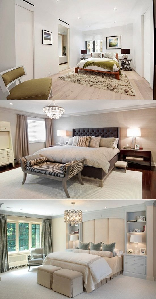 Enhance your bedroom elegant look with a classy design