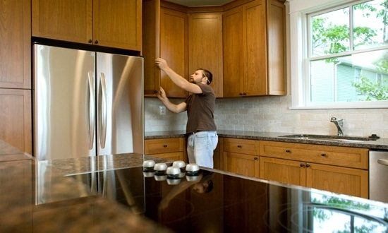 Ergonomic kitchen design to enjoy a happily long life with your family