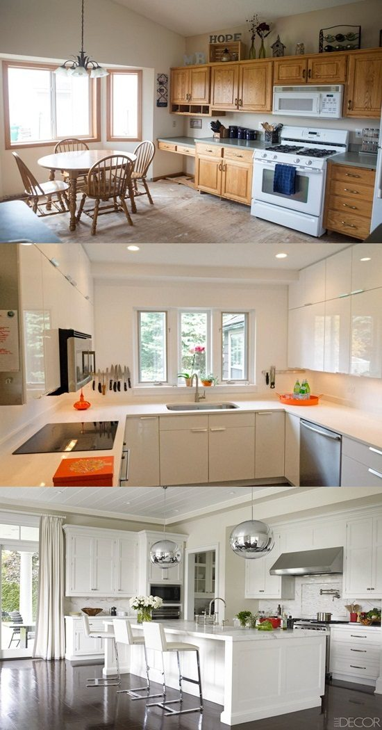 Get a Functional yet Beautiful Kitchen Design for your Small Space