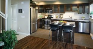 Renovate your kitchen look with a bright and alive design