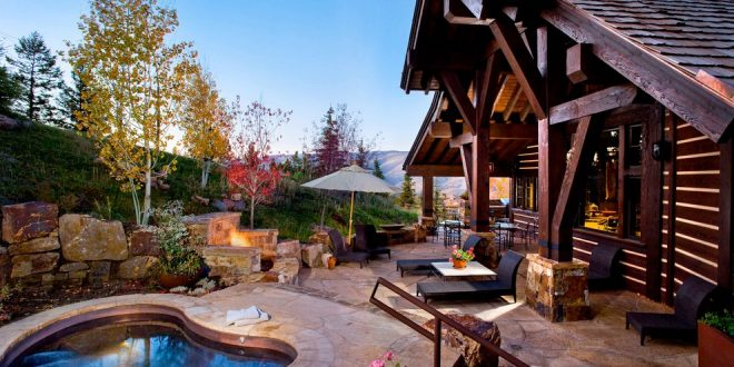 Breathtaking Indoor and Outdoor Spa Design Ideas by Diamond Spas