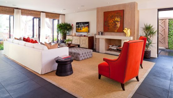 Creative Ways to Choose the Color and accessories of Your Walls Inspired from the Projects of D for Design