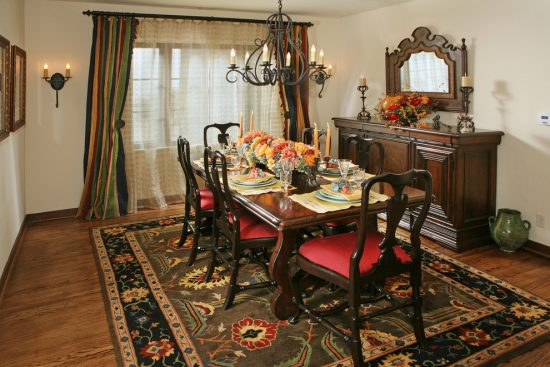 Creative Ways to Create Your Favorite Style in a Living Room Cynthia Bennett Association 3