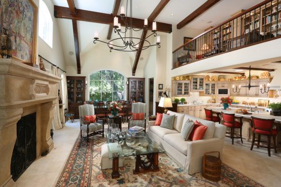Creative Ways to Create Your Favorite Style in a Living Room Cynthia Bennett Association