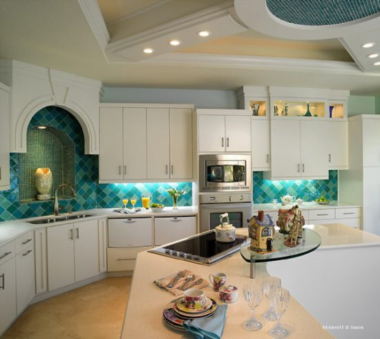 ... Effective Ways To Decorate Your Cabinets With Light Inspired From The  Projects Of Busby Cabinets ...